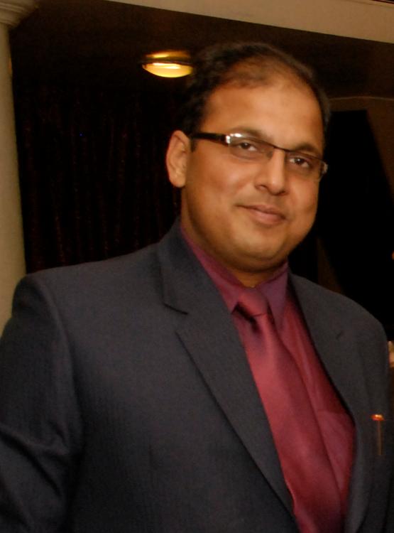 CFO - Harshit  Bansal